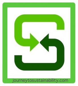 Journey to sustainabiliy Logo
