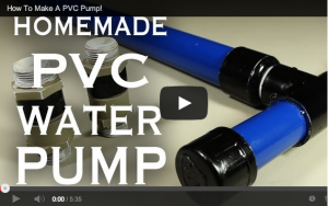 How To Make Your Own Water Pump