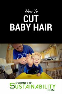 How to cut baby hair, how to cut a baby's hair